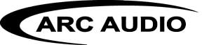 Arc Audio Logo Blac