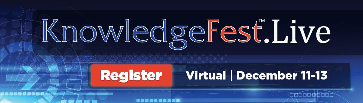 Knowledgefest org redirect
